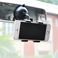Ziqiao Universell 360 Graders Rotasjon Mount Holder For Samsung / Htc / Iphone / Gps