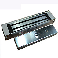 montagem em superfície único bloqueio eletromagnética porta com controle de acesso de luz 180 kg