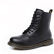 Women's Shoes Leather Platform Platform / Cowboy / Western Boots / Snow Boots / Riding Boots / Motorcycle Boots