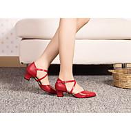 Sapatos de Dança (Outro) - Feminino - Não Personalizável - Latina / Jazz