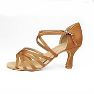 Sapatos de Dança ( Preto / Outro ) - Feminino - Não Personalizável - Latina