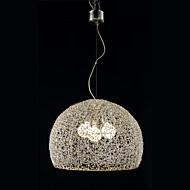 20-40 Lustry ,  Lucerna Eloxovaný vlastnost for LED KovObývací pokoj / Ložnice / Jídelna / studovna či kancelář / dětský pokoj / Herní