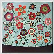 Modern Canvastryck En panel Redo att hänga , Andra