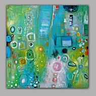 barevné vzory pro abstraktní malby na plátně rámováno připraven k zavěšení