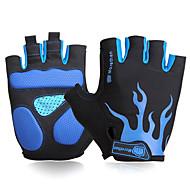 FJQXZ® כפפות ספורט/ פעילות לנשים / לגברים כפפות רכיבה אביב / קיץ / סתיו / חורף כפפות אופנייםשמור על חום הגוף / נגד החלקה / נושם / עמיד