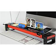 Multifunction Space Bar Desk Organiser With Three Port USB Hub