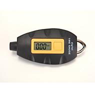 manometro della pressione dei pneumatici