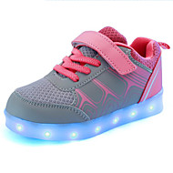 LED Light Up Shoes, Kid Boy Girl Upgraded USB Charging Light Sport Shoes Flashing Sneakers USB Charge