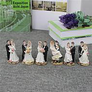 Figurine - Resin - Häät / Vuosipäivä / Bridal Shower-kutsut -Ranta-teema / Puutarha-teema / Aasialainen teema / Kukkais-teema / Klassinen