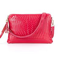 Women Cowhide Shell Shoulder Bag / Evening Bag / Wristlet / Mobile Phone Bag