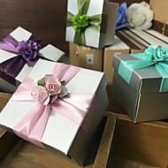 Geschenk Schachteln ( Lavendel / Grün / Rosa / Blau , Kartonpapier ) - Nicht personalisiert -Hochzeit / Jubliläum / Brautparty /