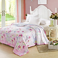 Wonderful Life High-end Air Conditioning Quilt  100% Tencel Air Conditioning Quilt  Summer Cool Quilt Full/Queen