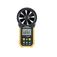 peakmeter ms6252a multifunkciós digitális szélmérő / pneumatikus térfogat / homérséklet / páratartalom