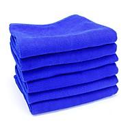ziqiao microfiber bil rengjøring klut vask håndkle produkter støv verktøy (30 * 70cm)