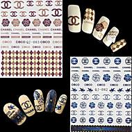 Мультипликация / Цветы / Милый / Панк / Свадьба-Прочие украшения-Пальцы рук-6.2*5.2-4-Прочее