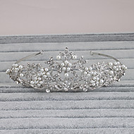 Women's Rhinestone Headpiece - Wedding / Special Occasion / Casual / Office & Career / Outdoor Tiaras 1 Piece