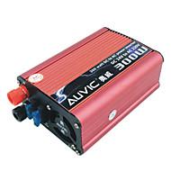 auvic 300W 24V till 220V bil inverter strömriktare