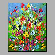 pintura a óleo moderna mão puro abstrato chamar a pintura a óleo flores decorativas sem moldura