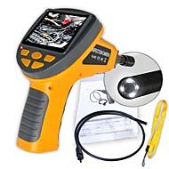 """3.5 """"video tarkastus käärme laajuus kamera borescope endoskoopin 4 lediä 10mm"""