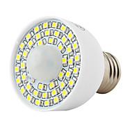 3W E26/E27 LED Globe Bulbs T 45 SMD 3528 3.5 lm Warm White / Natural White AC 85-265 V 1 pcs