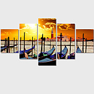 Painting On The Wall Home Decor Canvas Set Of 3 Modern Abstract Prints Painting Home Decorative