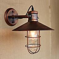 AC 100-240 40W E26/E27 Современный Гальванопокрытие Особенность for Лампа входит в комплект,Рассеянный Настенные светильникинастенный
