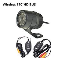 Rear View Camera - OV 7950 - 170° - 420 Linhas TV