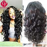 "Brazilian Virgin Hair Lace Front Wigs Human Hair Wigs for Black Women 8""-30""Body Wave U Part Wig"