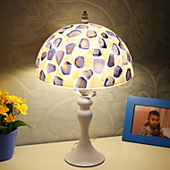 BOXIMIYA The Mediterranean Lamp Rural Creativity To Decorate The Study Desk Lamp Of Bedroom The Head Of A Bed