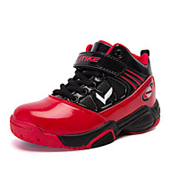 Boy's Basketball Shoes Athletic/Casual/Basketball PU Leather Fashion Sneakers Shoes Bule/Red