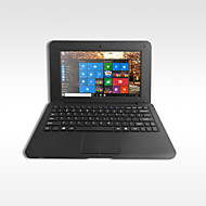 10.1 Inch Windows 10 Netbook-Subject 2G+32G 1024*600 Mipi Intel Baytrail-CR(Quad-core)Intel HD Graphic (Gen7)