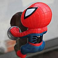 ziqiao 12cm Spinne Puppe Fenstersauger Dekoration Spielzeug Autoverzierung
