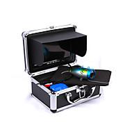 """nouveau7 """"TFT LCD caméra vidéo poissons du système viseur HD 700TV lignes caméra sous-marine-15m"""
