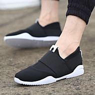 Men's Shoes  Outdoor / Office & Career / Work & Duty /  Athletic / Casual Fabric Loafers