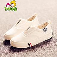Boy's / Girl's Loafers & Slip-Ons Spring / Summer / Fall Comfort / Round Toe Canvas Outdoor / Casual / Athletic Flat Heel Gore / Slip-on