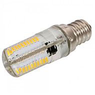 1PCS Dimmable E12/E11/E17 4W 80 SMD 3014 300-350LM Warm/Cool White LED Corn Lights AC 220-240/110-130 V