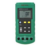MASTECH ms7222- medidor analógico temperatura da fonte de sinal de resistência de platina RTD - sinal do transmissor fonte IDT