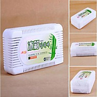 Ridge Refrigerator Air Purifier Activated Bamboo Charcoal Refrigerator Deodorant Box Odors Smell Remover
