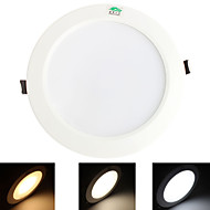 Zweihnder W362 12W 60*5730 SMD LEDs 1300LM Cool White / Warm White / Neutral White Adjustable LED Ceiling Light