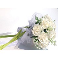 Wedding Flowers Free-form Roses Bouquets