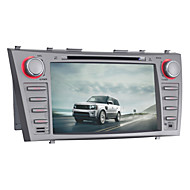 For Toyota Camry Car DVD Player Quad-Core Android4.4 2 Din 8 inch 1024 x 600Built-in Bluetooth/GPS/RDS//WiFi/Subwoofer
