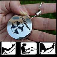 teleskopický klíč přezka tvůrčí kov snadné vytažení klíč spona teleskopický klíčenka (náhodné barvy)