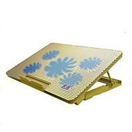 ergonomická nastavitelná chladiče chladicí podložka s držákem stojan pc notebook