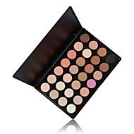 New 28 Color Eye Shadow Matte Shimmer & Glitter Palette Original Color