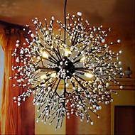 3W Lustry ,  Země Galvanicky potažený vlastnost for LED KovObývací pokoj / Ložnice / Jídelna / studovna či kancelář / dětský pokoj /