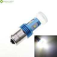 1156 1157 25w 5xcree llevado blanco de la luz del manejo del coche de la luz / de respaldo (CC 12 ~ 24V)