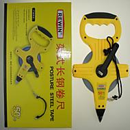 rewin® verktøy holdning stål bånd abs materiale 50m