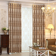 To paneler Window Treatment Moderne , Nyhet Barnerom Polyester Materiale Blackout Gardiner Hjem Dekor For Vindu