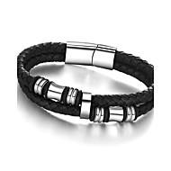 Pánské Řetězové & Ploché Náramky Náramek Nerez Jedinečný design Módní Šperky Barva obrazovky Šperky 1ks