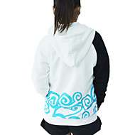 Inspired by Gintama Gintoki Sakata Anime Cosplay Costumes Cosplay Hoodies Print White Long Sleeve Coat
